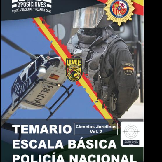 TEMARIO POLICIA NACIONAL VOL. 2