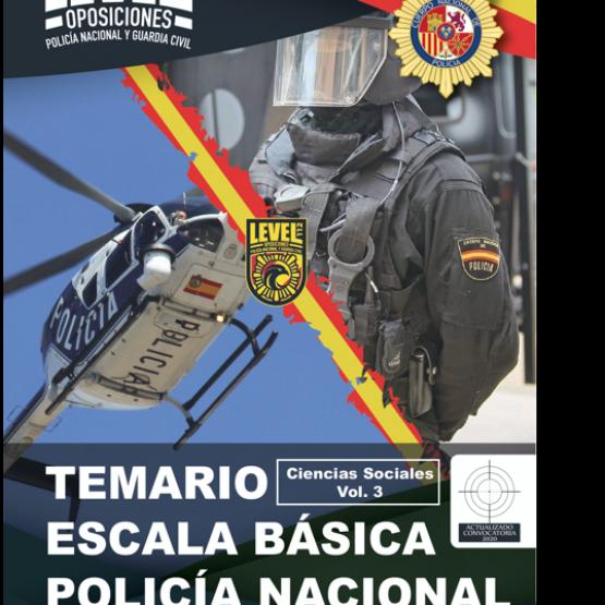 TEMARIO POLICIA NACIONAL VOL. 3