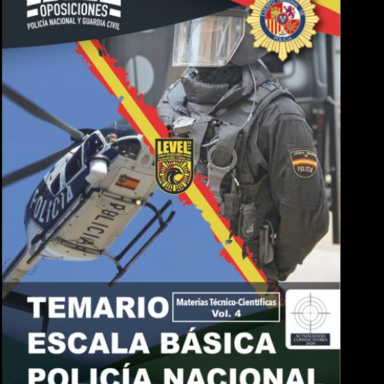 TEMARIO POLICIA NACIONAL VOL. 4
